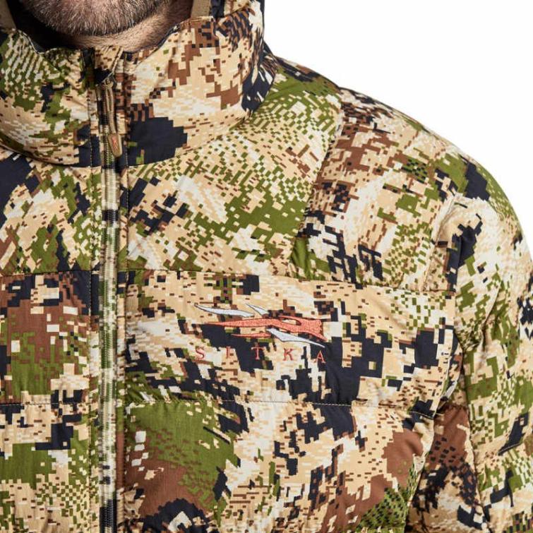 Куртка SITKA Kelvin Lite Down Jacket цвет Optifade Subalpine фото 2