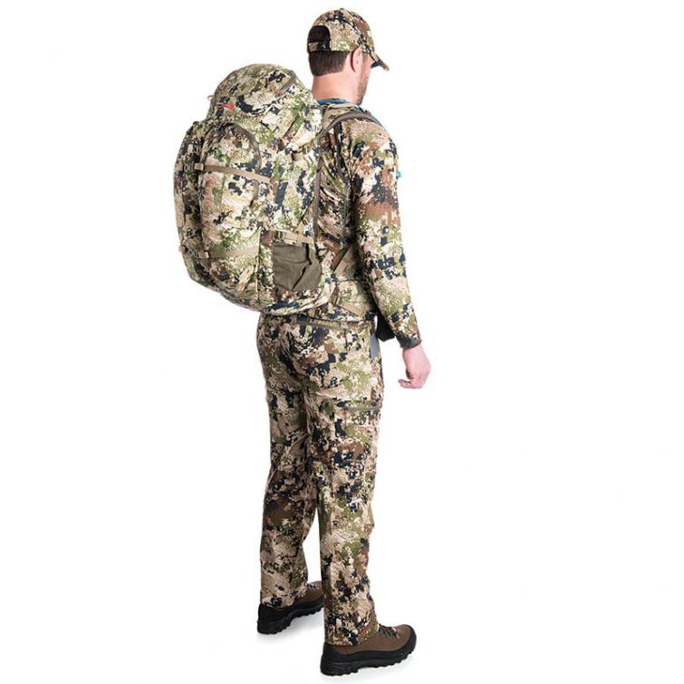 Рюкзак SITKA Mountain 2700 Pack цв. Optifade Subalpine р. one size фото 6