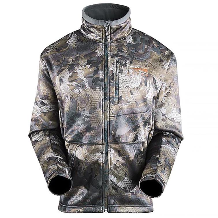 Толстовка SITKA Gradient Jacket цвет Optifade Timber фото 1
