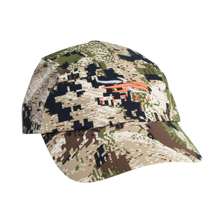 Бейсболка SITKA Ascent Cap цвет Optifade Subalpine фото 1