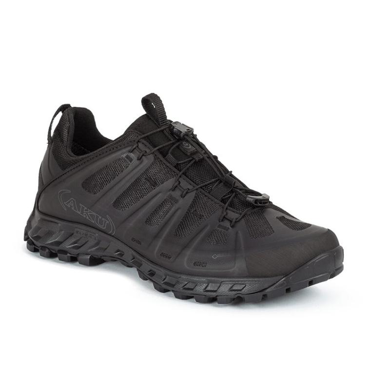 Ботинки треккинговые AKU Selvatica Tactical GTX цвет Black фото 1