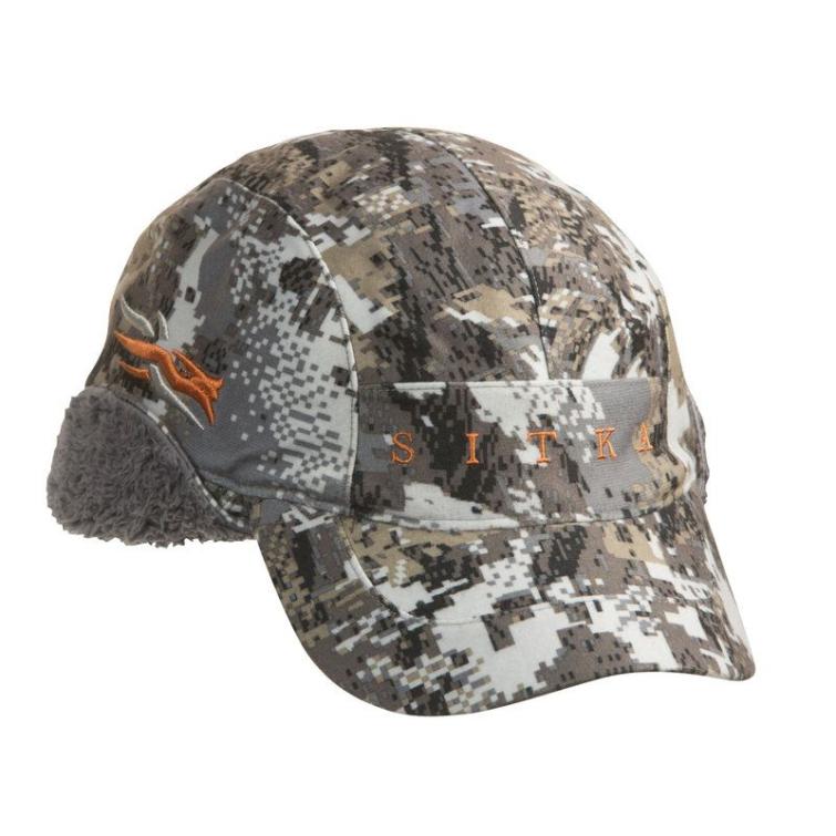 Шапка SITKA Incinerator Gtx Hat цвет Optifade Elevated II фото 1