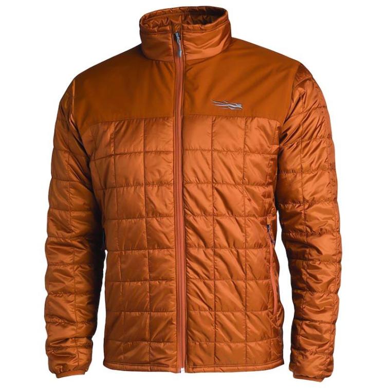 Куртка SITKA Lowland Jacket цвет Rust фото 1
