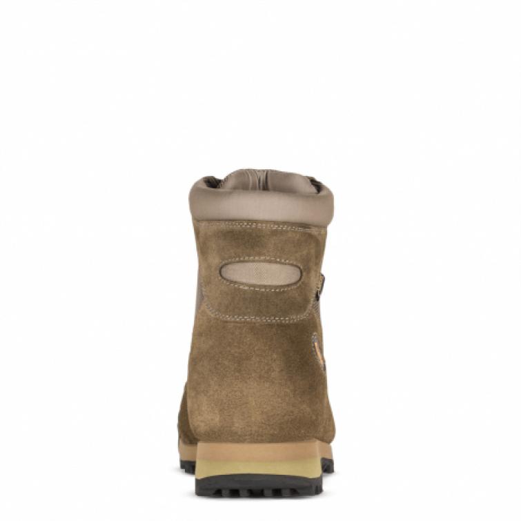 Ботинки треккинговые AKU Slope GTX цвет Olive фото 4