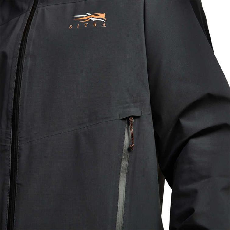 Куртка SITKA Dew Point Jacket New цвет Black фото 2