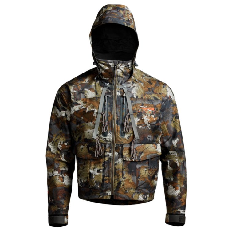 Куртка SITKA Delta Wading Jacket NEW цвет Optifade Timber фото 1