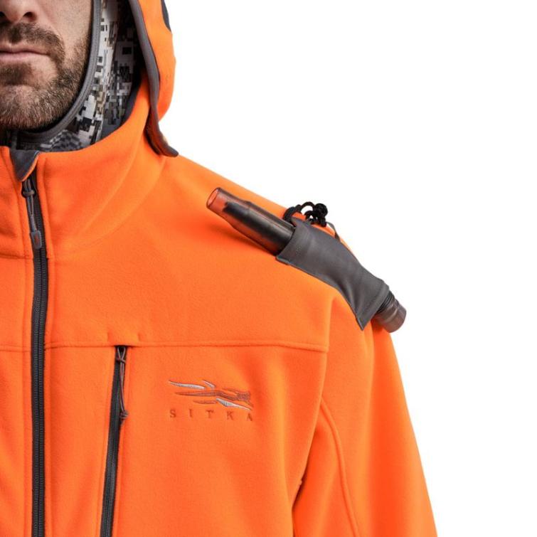 Куртка SITKA Stratus Jacket New цвет Blaze Orange фото 5