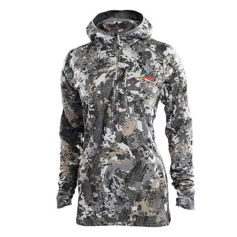 Толстовка SITKA WS Fanatic Hoody цвет Optifade Elevated II