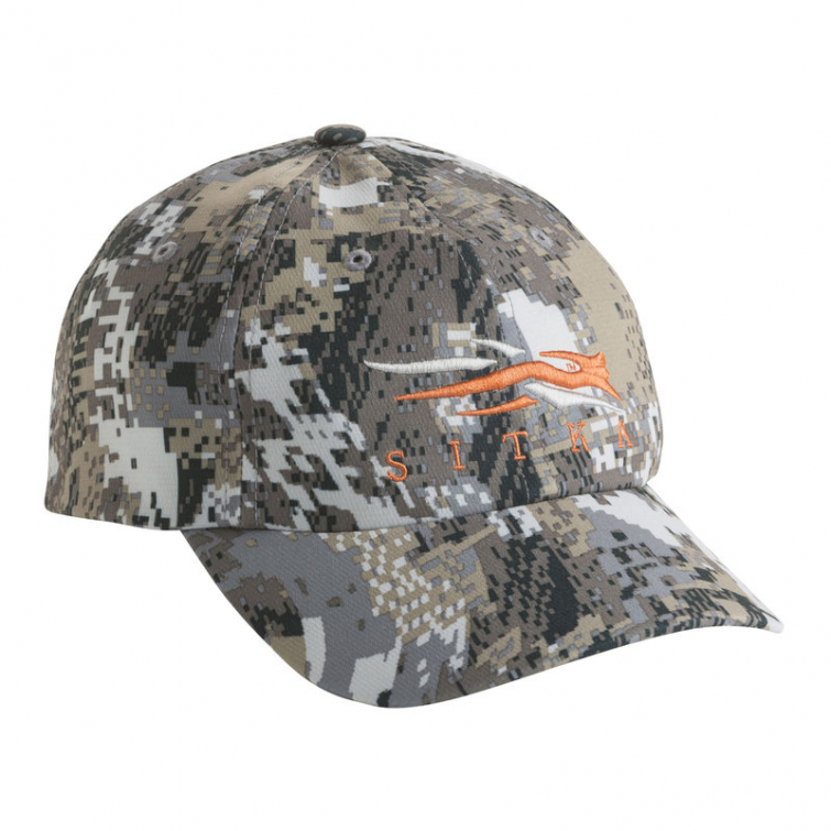 Бейсболка SITKA Cap цвет Optifade Elevated II фото 1