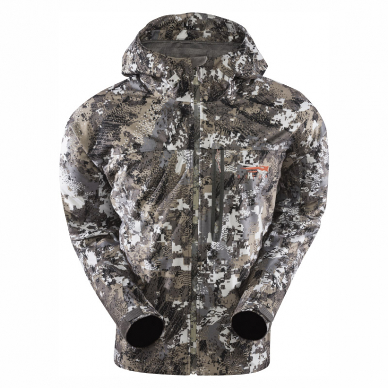 Куртка SITKA Downpour Jacket цвет Optifade Elevated II фото 1