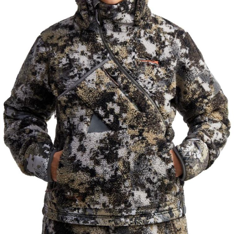 Куртка SITKA WS Fanatic Jacket New цвет Optifade Elevated II фото 4