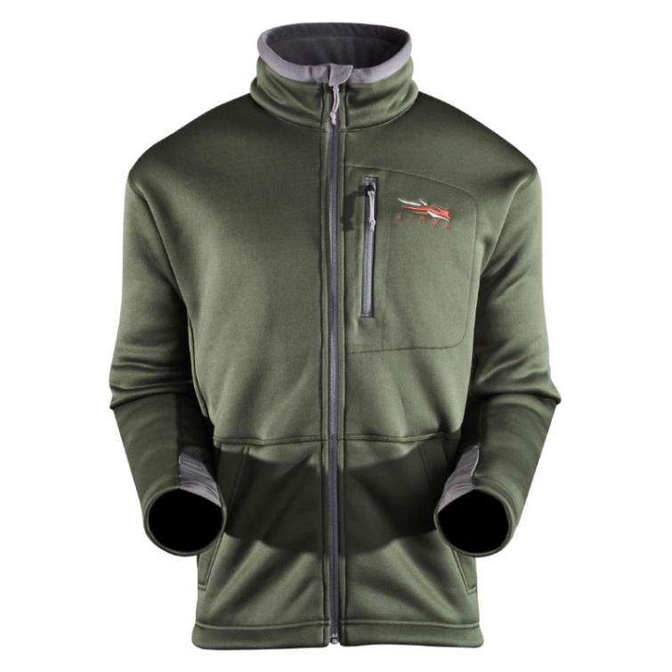 Толстовка SITKA Gradient Jacket цвет Mallard фото 1