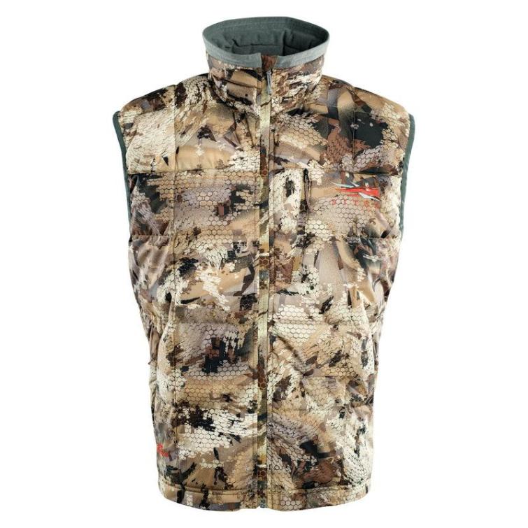 Жилет SITKA Fahrenheit Vest цвет Optifade Waterfowl фото 1