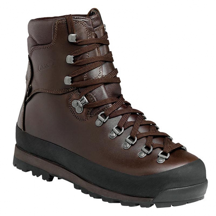 Ботинки охотничьи AKU Jager Low II GTX цвет Brown фото 1