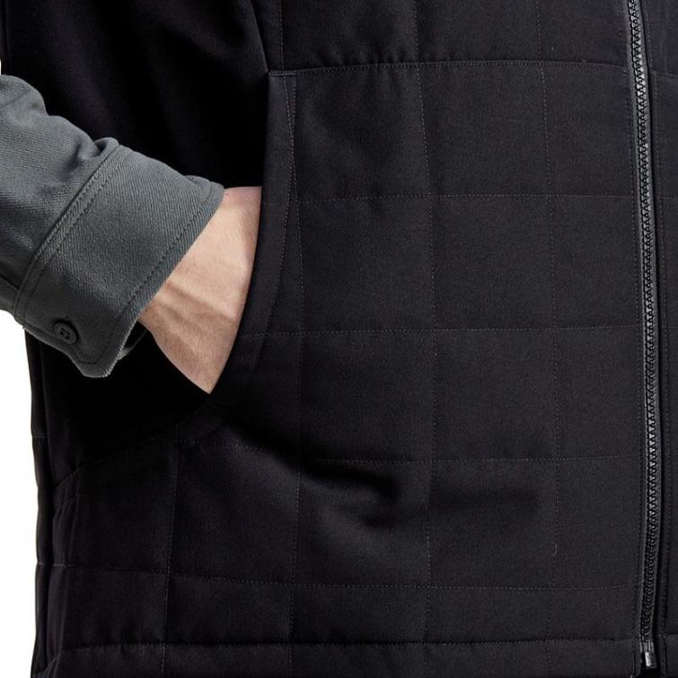 Жилет SITKA Grindstone Work Vest цвет Black фото 2