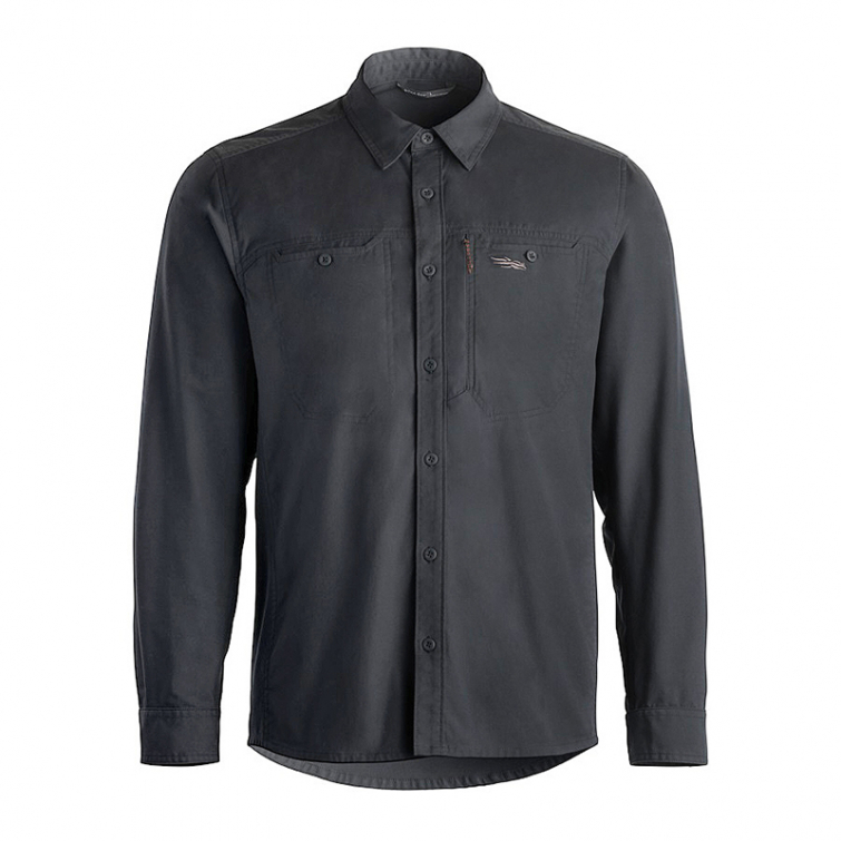 Рубашка SITKA Harvester Shirt цвет Black фото 1