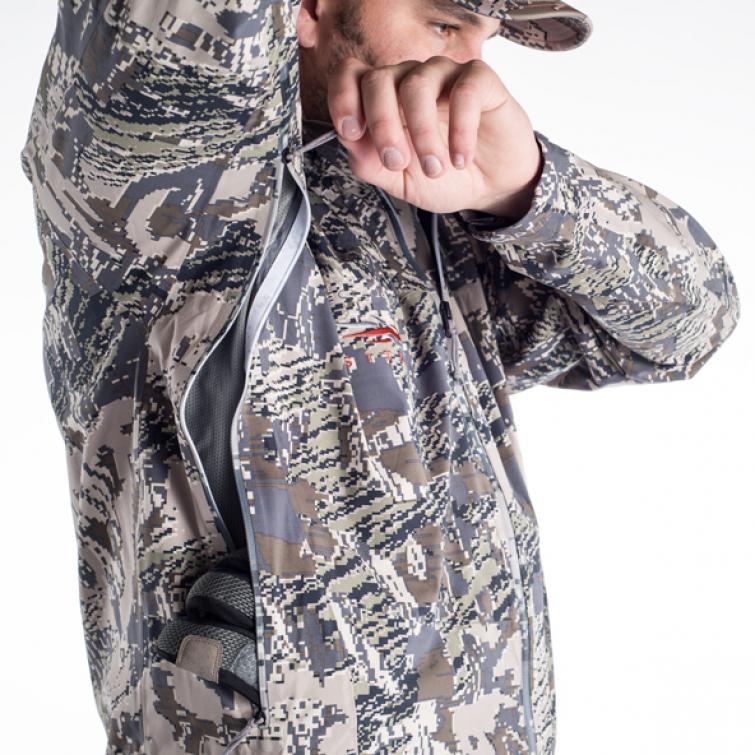 Куртка SITKA Dew Point Jacket цвет Optifade Open Country фото 2