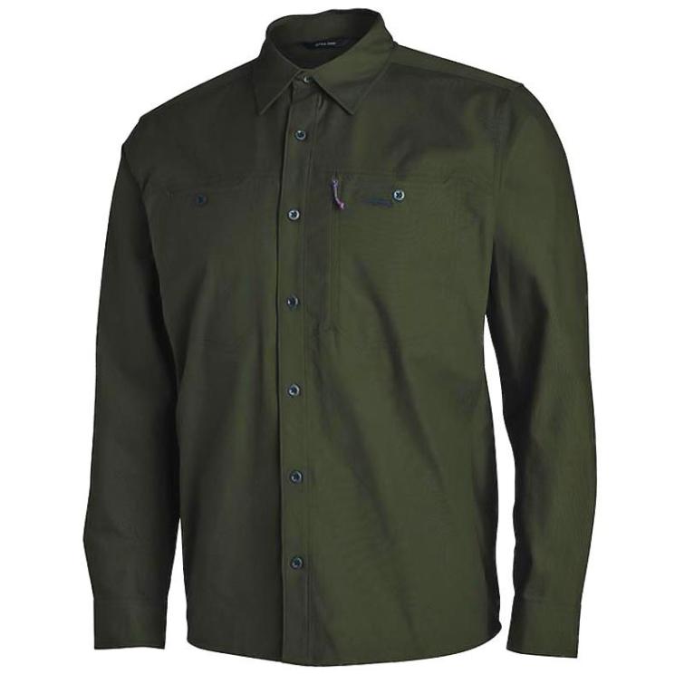 Рубашка SITKA Harvester Shirt цвет Deep Olive фото 1