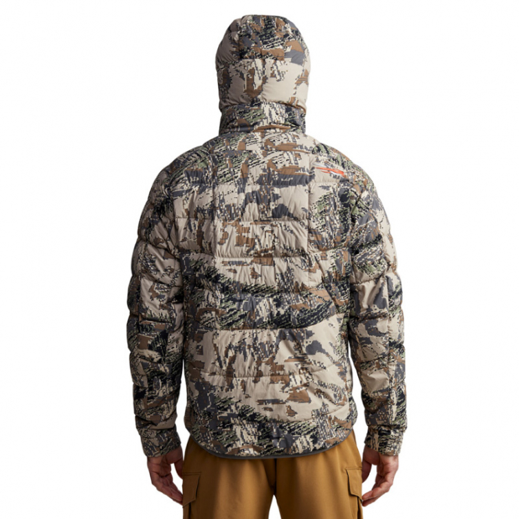 Куртка SITKA Kelvin Lite Down Jacket цвет Optifade Open Country фото 6