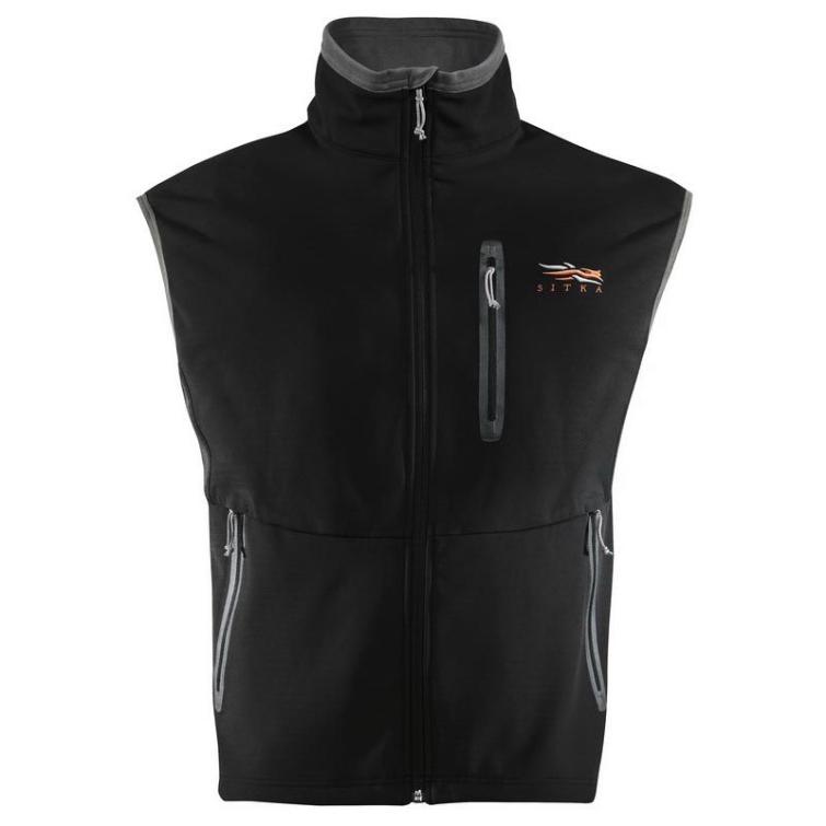 Жилет SITKA Jetstream Vest New цвет Black фото 1
