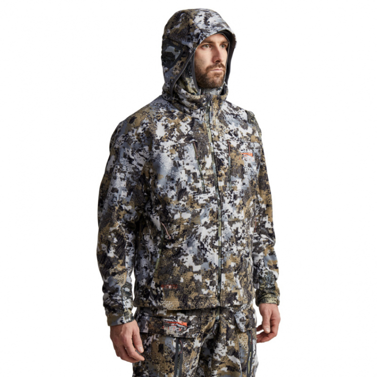 Куртка SITKA Stratus Jacket New цвет Optifade Elevated II фото 8