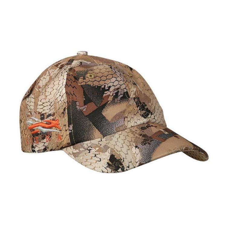 Бейсболка SITKA Cap W/Side Logo цвет Optifade Marsh фото 1
