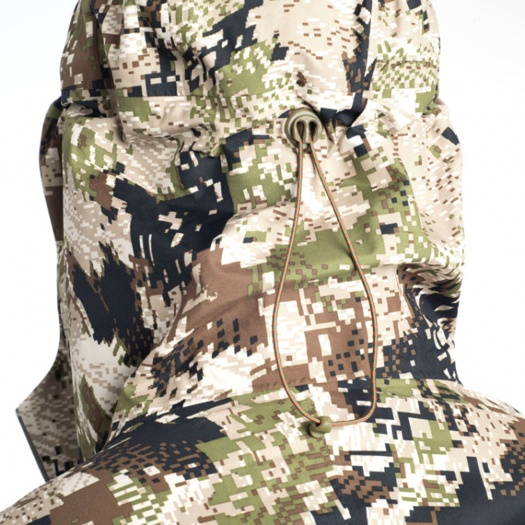 Куртка-Анорак SITKA Flash Pullover цвет Optifade Subalpine фото 3