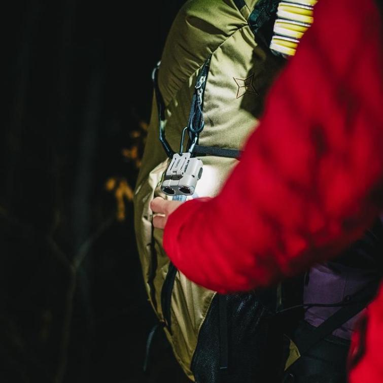 Фонарь налобный CLAYMORE Capon 120H цв. Black фото 11