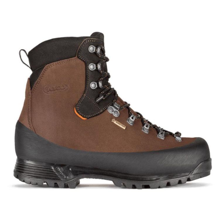 Ботинки горные AKU Utah Top GTX цвет Brown фото 5