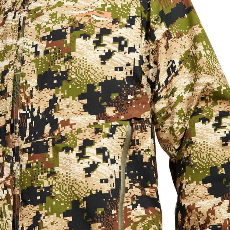 Куртка SITKA Dew Point Jacket New цвет Optifade Subalpine фото 2