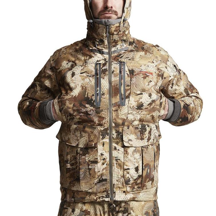 Куртка SITKA Boreal AeroLite Jacket цвет Optifade Marsh фото 5