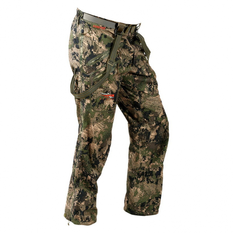 Брюки SITKA Cloudburst Pant цвет Optifade Ground Forest фото 1