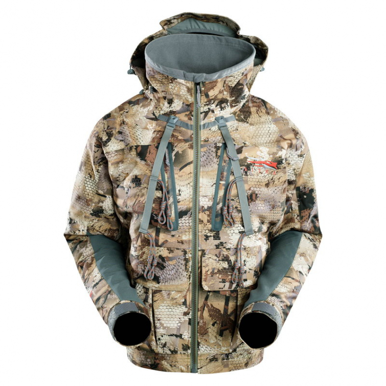 Куртка SITKA Layout Jacket цвет Optifade Waterfowl фото 1