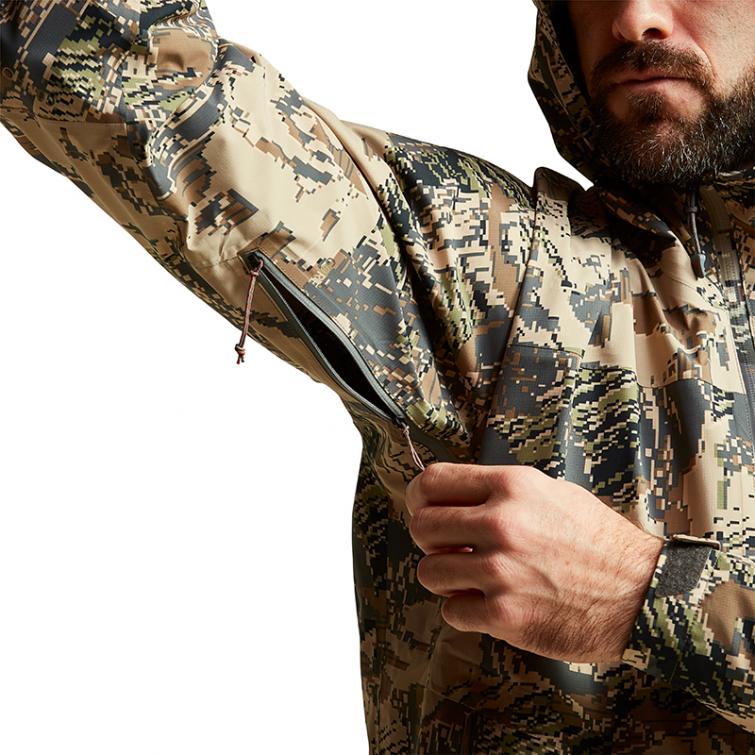 Куртка SITKA Dew Point Jacket New цвет Optifade Open Country фото 4
