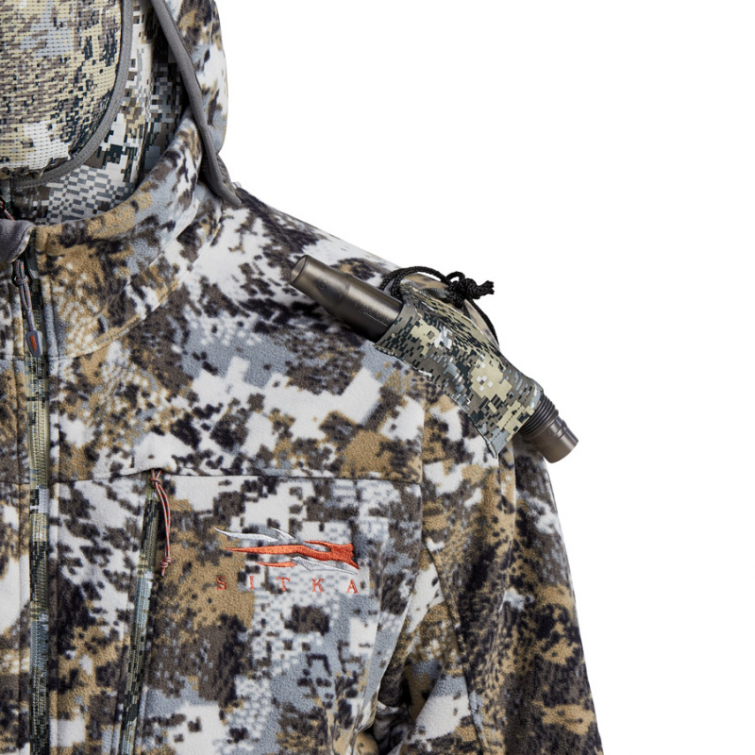 Куртка SITKA Stratus Jacket New цвет Optifade Elevated II фото 5