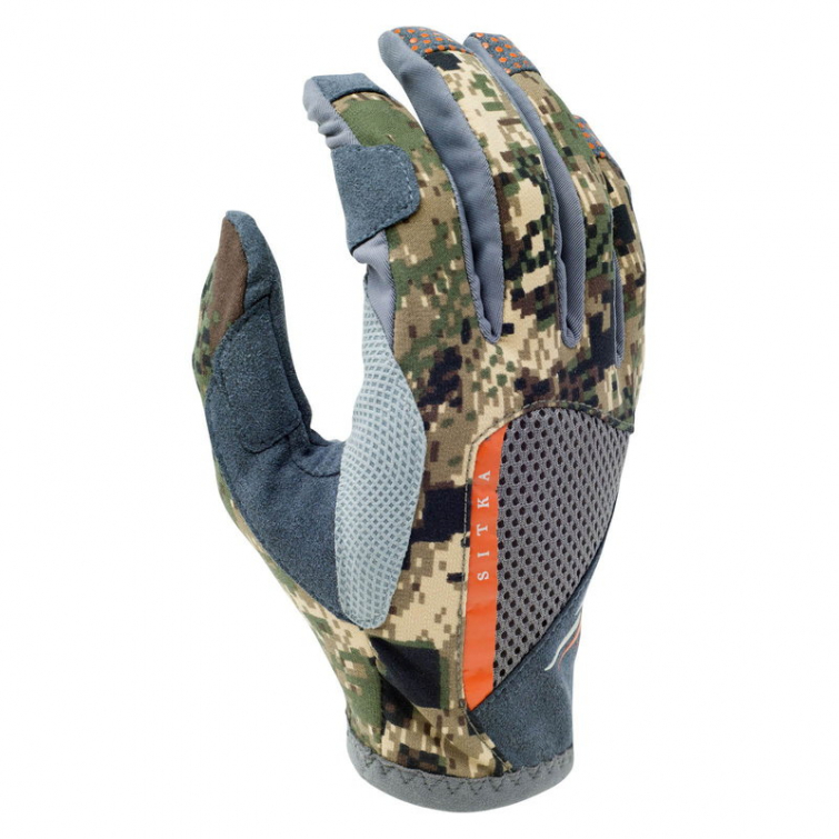 Перчатки SITKA Shooter Glove NEW цвет Optifade Ground Forest фото 1