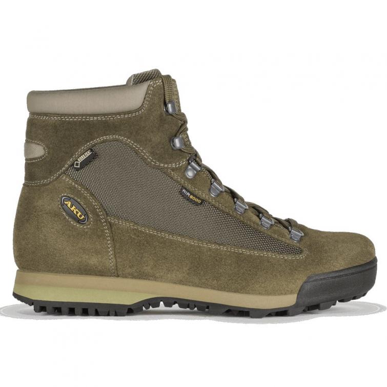 Ботинки треккинговые AKU Slope GTX цвет Olive фото 2