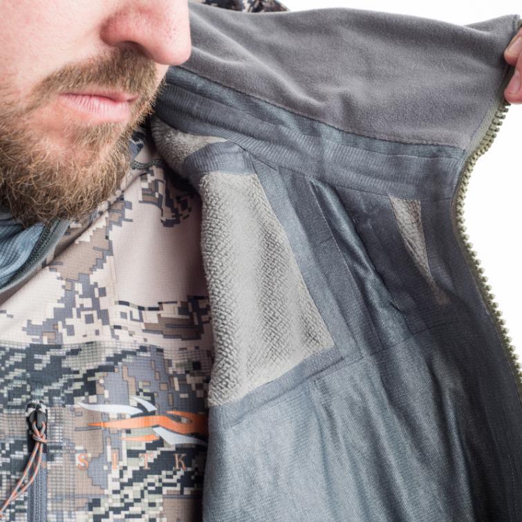 Куртка SITKA Coldfront Jacket New цвет Optifade Open Country фото 4