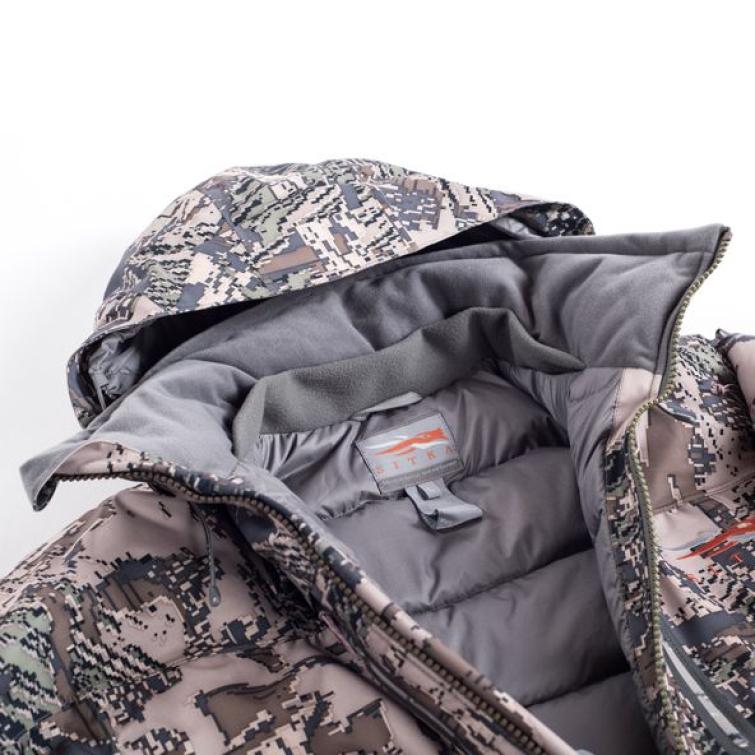 Куртка SITKA Blizzard Parka цвет Optifade Open Country фото 3