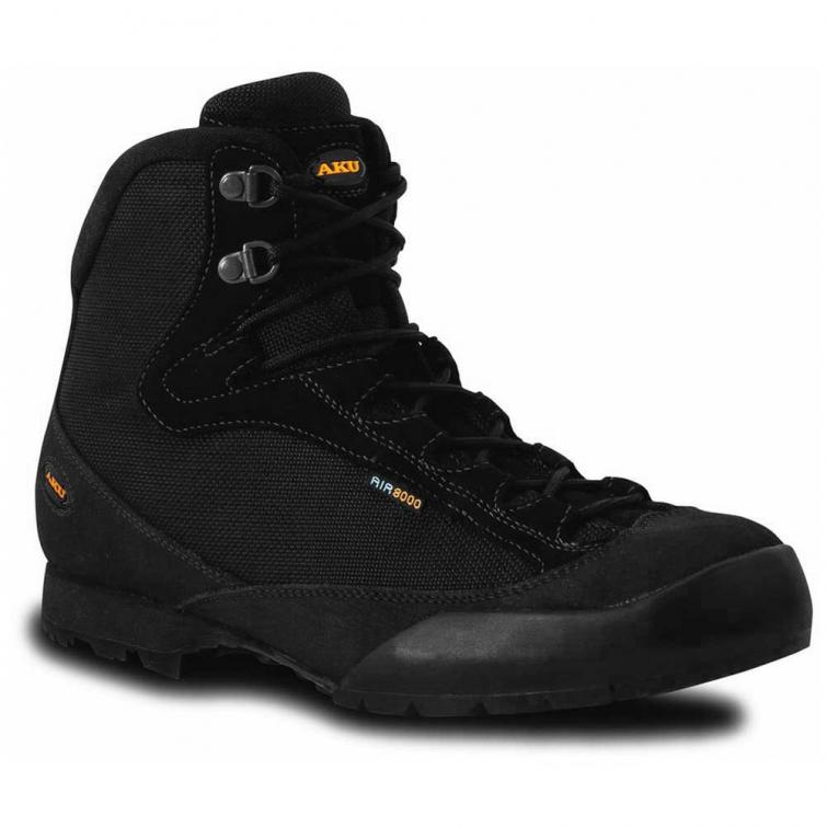 Ботинки охотничьи AKU NS 564 Spider цвет Black фото 1