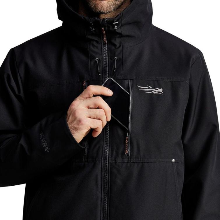 Куртка SITKA Grindstone Work Jacket цвет Black фото 3