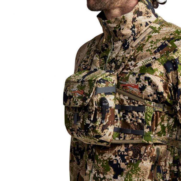 Чехол для бинокля SITKA Mountain Optics Harness цв. Optifade Subalpine р. one size фото 5