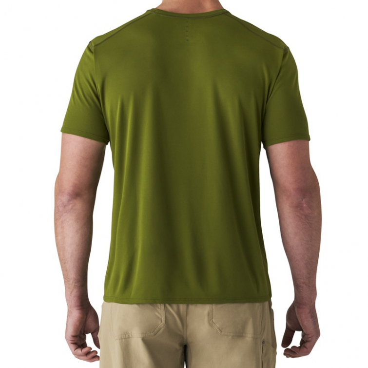 Футболка SITKA Basin Work Shirt SS цвет Cedar фото 5