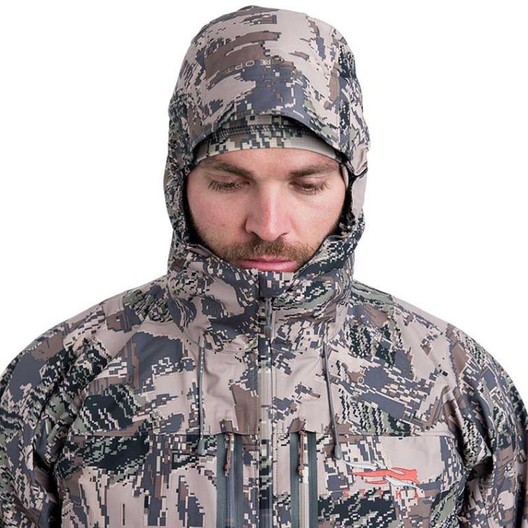 Куртка SITKA Stormfront Jacket New цвет Optifade Open Country фото 5