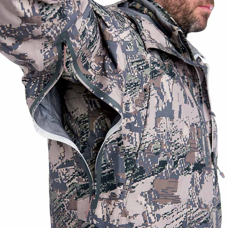 Куртка SITKA Stormfront Jacket New цвет Optifade Open Country фото 3