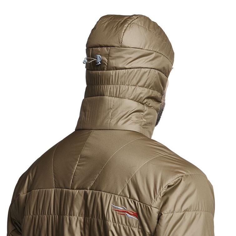 Куртка SITKA Kelvin AeroLite Jacket цвет Coyote фото 3