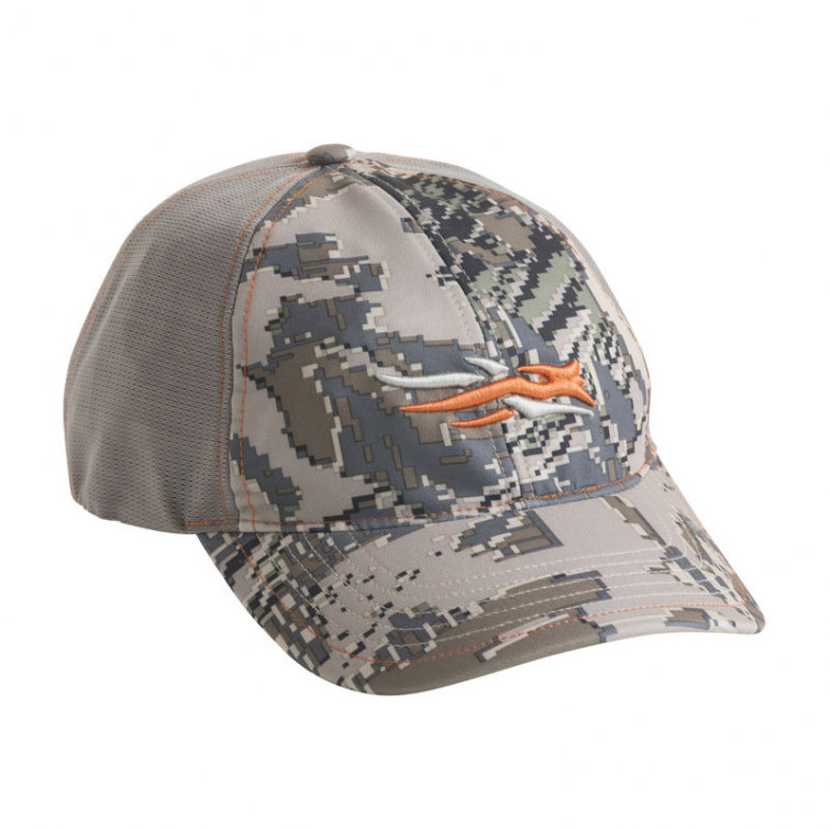 Бейсболка SITKA Stretch Fit Cap цвет Optifade Open Country фото 1