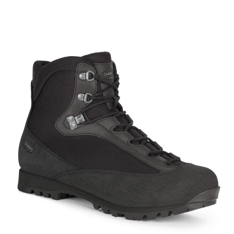 Ботинки охотничьи AKU Pilgrim GTX Combat FG M цвет Black фото 1