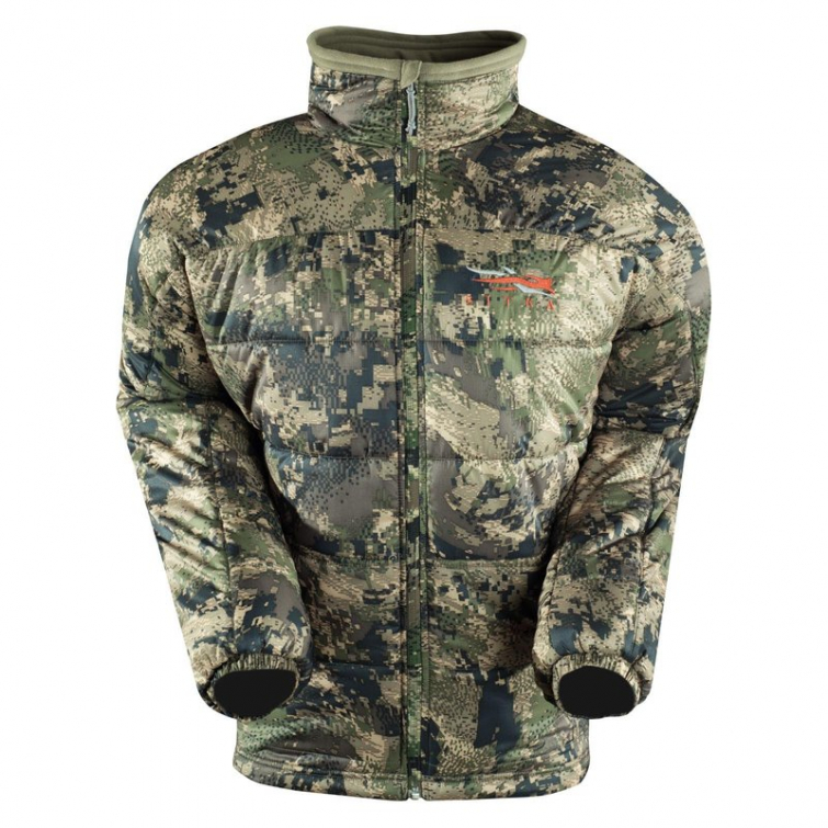 Куртка SITKA Kelvin Jacket цвет Optifade Ground Forest фото 1