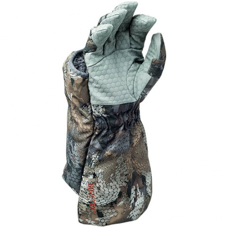Перчатка-муфта SITKA Callers Glove Right цвет Optifade Timber фото 2